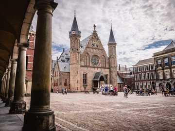 La capitale de La Haye des Pays-Bas - La capitale de La Haye des Pays-Bas