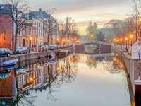 Città di Leida nei Paesi Bassi - Città di Leida nei Paesi Bassi