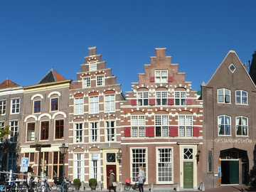 Leiden city in the Netherlands - Leiden city in the Netherlands