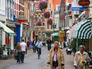 Città di Haarlem nei Paesi Bassi - Città di Haarlem nei Paesi Bassi