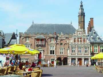 Ville de Haarlem aux Pays-Bas - Ville de Haarlem aux Pays-Bas