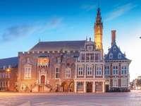 Πόλη του Χάρλεμ στις Κάτω Χώρες