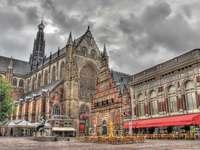 Miasto Haarlem w Holandii - Miasto Haarlem w Holandii