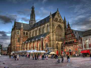 Haarlem city in the Netherlands - Haarlem city in the Netherlands