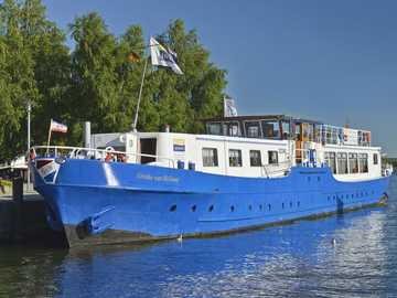Kanał Groningen, Holandia - Kanał Groningen, Holandia