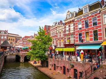 Ville d'Utrecht aux Pays-Bas - Ville d'Utrecht aux Pays-Bas