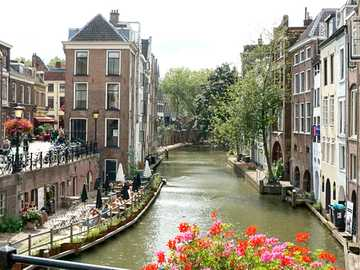 Utrecht city in the Netherlands - Utrecht city in the Netherlands
