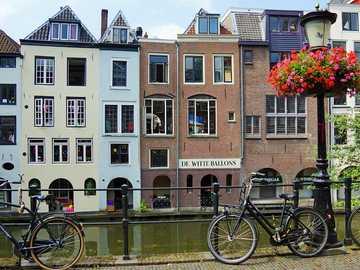 Miasto Utrecht w Holandii - Miasto Utrecht w Holandii