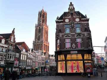 Utrecht Stadt in den Niederlanden - Utrecht Stadt in den Niederlanden