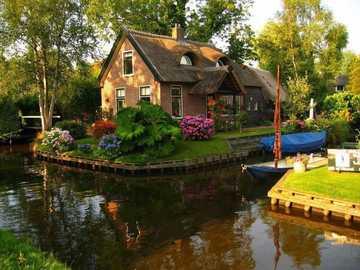 Giethoorn la Venecia de los Países Bajos - Giethoorn la Venecia de los Países Bajos