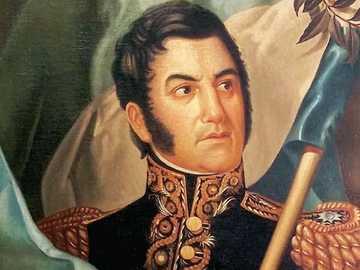 San Martin - Portrait of General José de San Martín