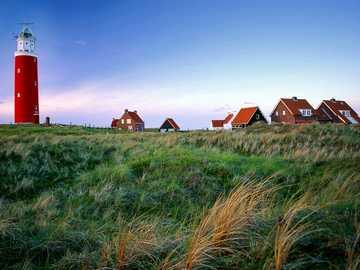 Texel island off the coast of Holland - Texel island off the coast of Holland