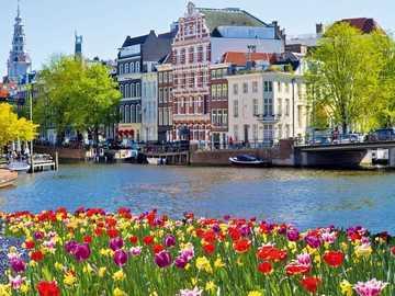 Amsterdam, Holandia - Amsterdam, Holandia