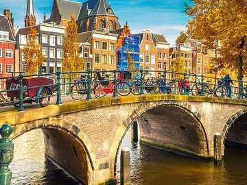 Amsterdam Bridge Netherlands - Amsterdam Bridge Netherlands