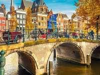 Амстердамски мост Холандия - Амстердамски мост Холандия