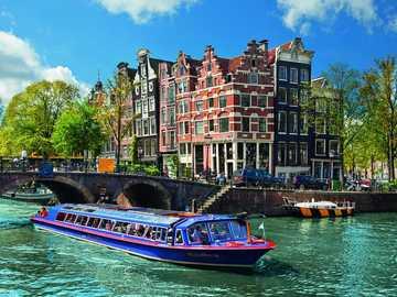 Amsterdam Garden Tour Holandia - Amsterdam Garden Tour Holandia