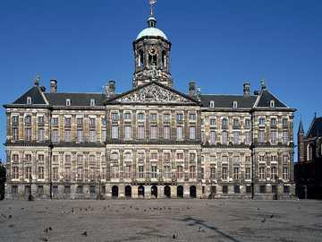 Amsterdam Königspalast Niederlande - Amsterdam Königspalast Niederlande