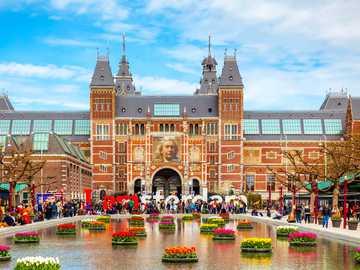 Amsterdam Museum Holandia - Amsterdam Museum Holandia