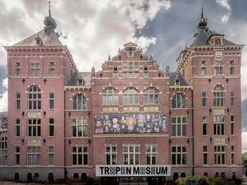 Amsterdam Tropenmuseum Niederlande - Amsterdam Tropenmuseum Niederlande