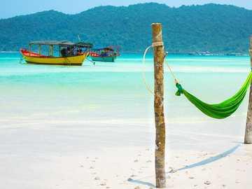 Wyspa Kambodży - Kambodża ma wyspy na każdy gust