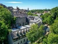 Edinburgh - West End és Dean Village.