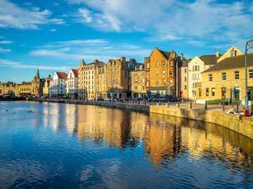 Edinburgh - Leith, Edinburgh Seehafen