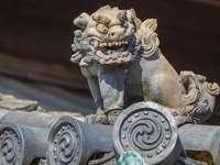 Nijo-Jo Kyoto - Formidabel monument voor macht