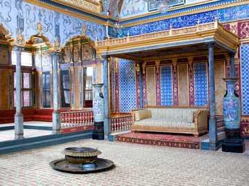 Estambul - Palacio de Topkapi, Estambul