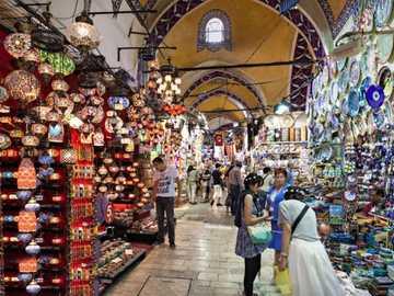 Istanbul - Großer Basar von Istanbul