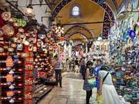Istambul - Grande Bazar de Istambul