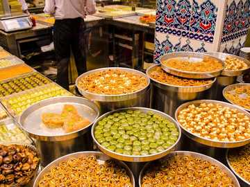Istanbul - Place to taste Turkish food