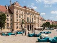 Viena, Áustria - Quartier de museus, Áustria