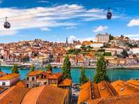 Πορτογαλία - κόκκινες στέγες