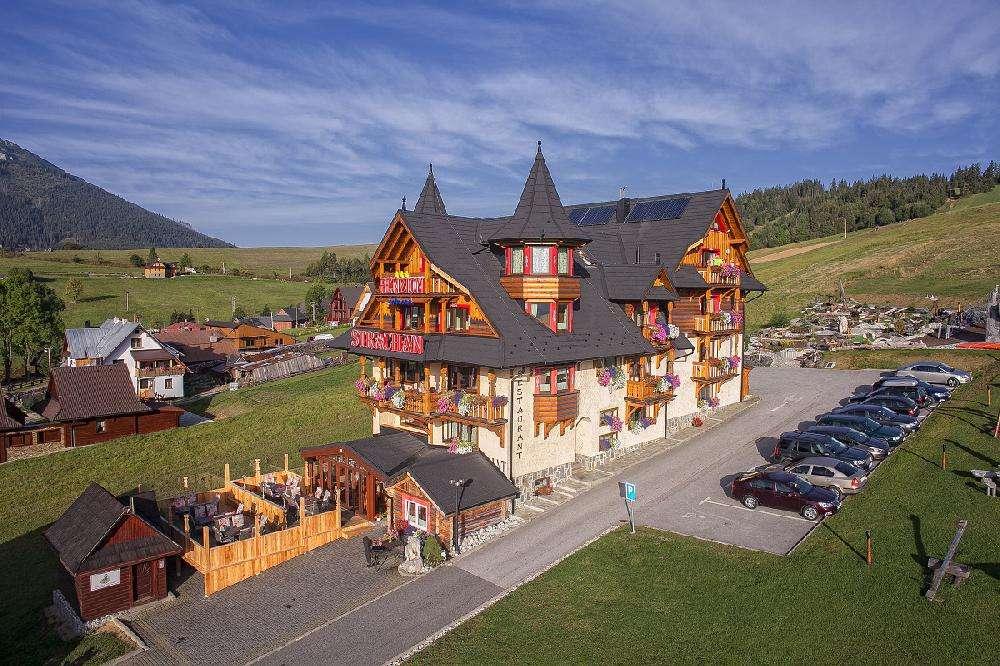 maison d'hôtes à la montagne - m ........................