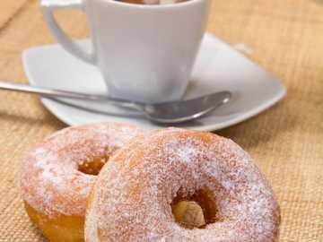 beignets au café - m .......................