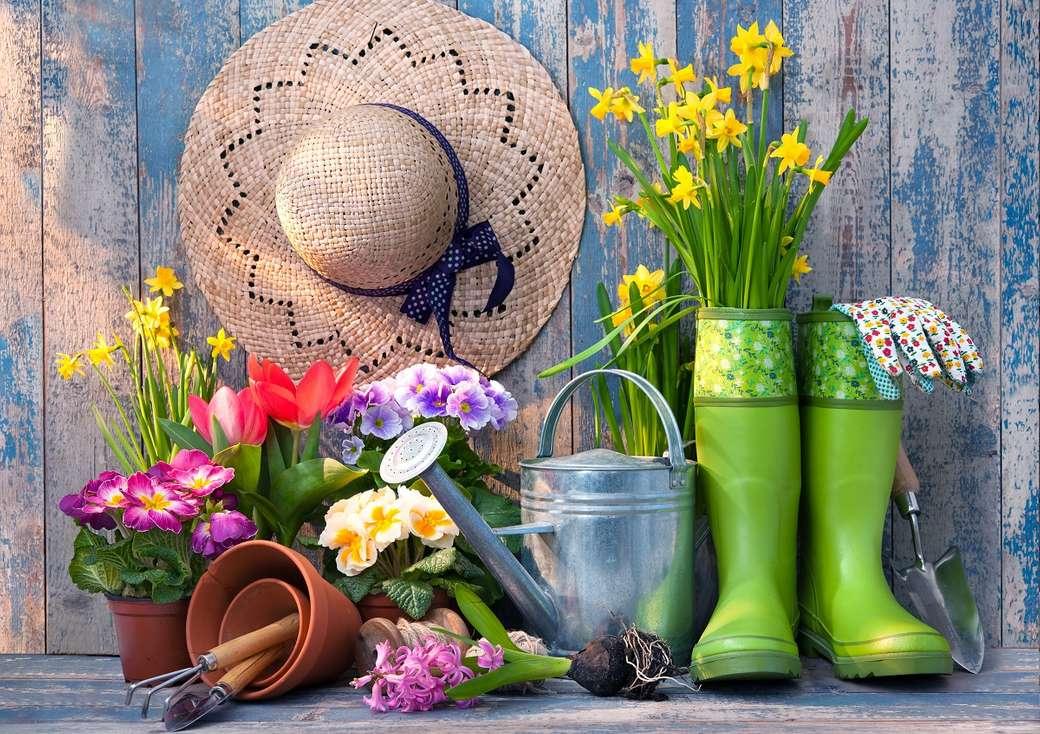 Gartendekoration - n ..........................