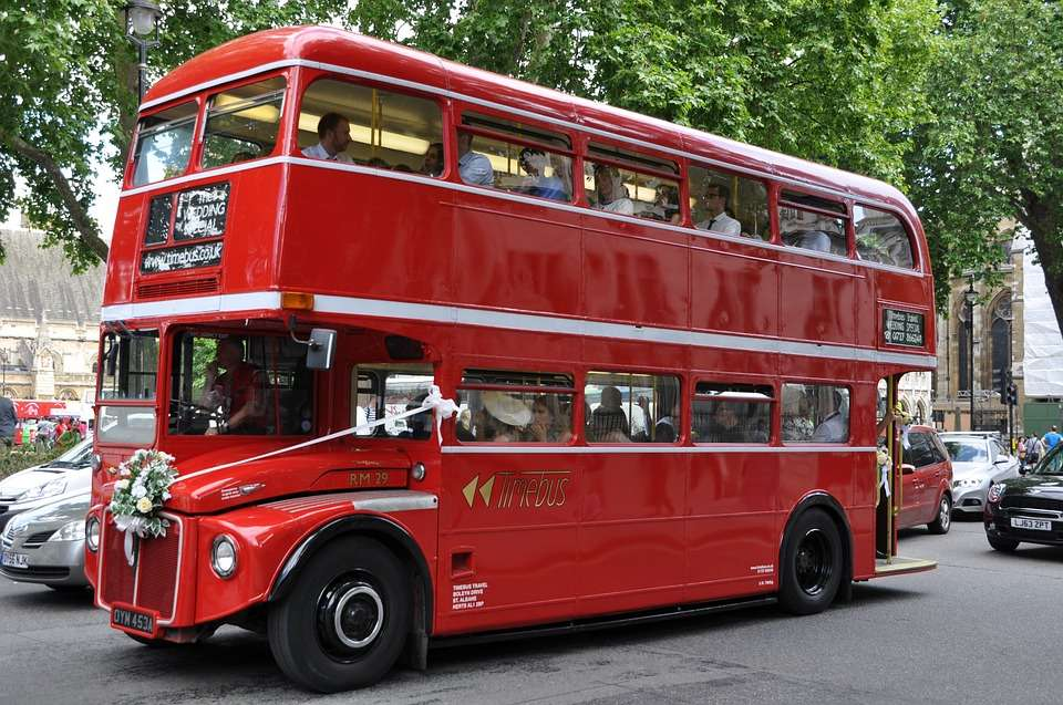 autobus di Londra - n ..........................
