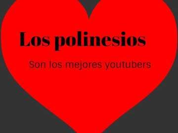 Herz für Polynesier - Sie sind die besten Youtubers, die ich kenne