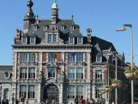 Namur historical building Belgium