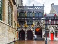 Bruges Holy Blood Basilica Belgium