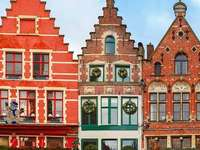 Brugge centrum België