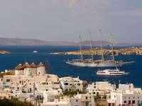 Mykonos - Görögország