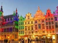 Grande Place in Brussels
