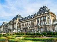 Koninklijk Paleis in Brussel
