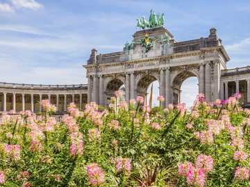 Triumphal Arch in Brussels - Triumphal Arch in Brussels