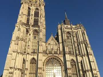 Cathedral of Our Lady in Antwerp - Cathedral of Our Lady in Antwerp