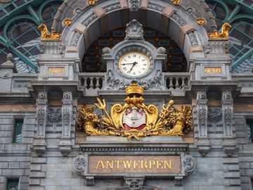 Antwerp train station - Antwerp train station