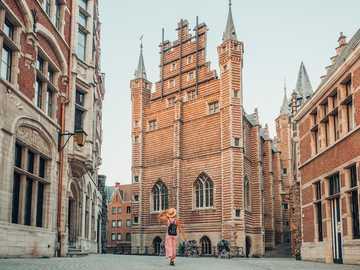 Downtown Antwerp Belgium - Downtown Antwerp Belgium