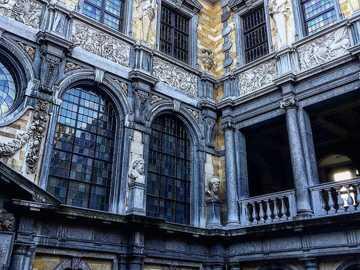 Rubens House in Antwerp Belgium - Rubens House in Antwerp Belgium