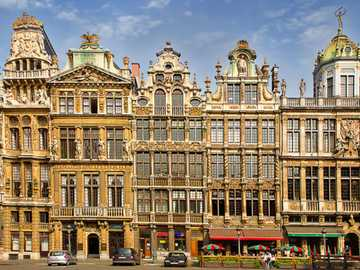 Bâtiments historiques à Anvers - Bâtiments historiques à Anvers